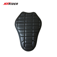 Free shipping 1Pcs High Quality Motorcycle Back Jacket Protective CE Approve Soft Foam Armor Protector Insert Back Protector(China)