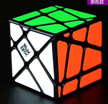 New YongJun Moyu Crazy YiLeng Fisher Cube 3x3x3 Magic Cube Speed Puzzle Cubes