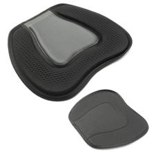 High Quality 38x32cm Comfortable Soft EVA Kayak Seat Cushion Black Padded On Top Pad For Kayaking Canoe Fishing Boat