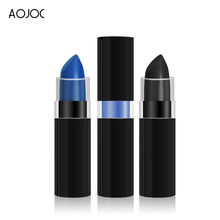 Top NEW Brand Aojoc Make up Lip Gloss Soft Matte Lipstick Matte Lip Gloss Makeup Retail package(China)