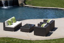 Latest simple design sofa set outdoor sofa cover with arm rest