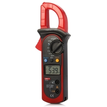 UNI-T UT201 LCD Digital Clamp Multimeter Auto Range Handhold Test Device(China)