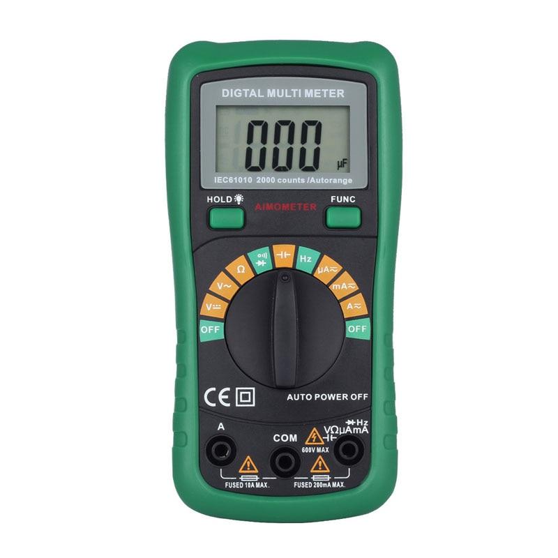 Amazon EBAY Foreign Trade Hot style UT136B Digital Multimeter Universal Multimeter Electric Meter<br><br>Aliexpress