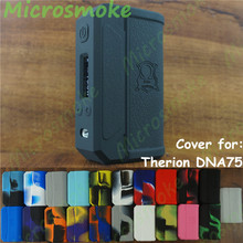 RHS ModShield for Therion DNA 75W 133 166 Silicone Case Lost Vape Sleeve Cover Therion DNA75W thicker rubber box mod decal(China)