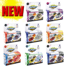 8 Stlyes New Spinning Top Beyblade BURST B-15 With Launcher And Original Box Metal Plastic Fusion 4D Gift Toys For Children F3(China)