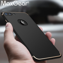 MaxGear For iPhone 7 6 case Ultra-thin Matte Slim PC Phone Case for iPhone 6 6s 7 plus Protective Cover Case for iPhone7 New