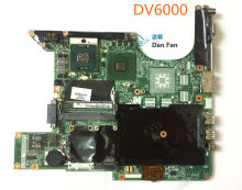 434723-001 BiNFUL For HP Pavilion DV6000 DV6300 DV6500 Laptop Motherboard DA0AT6MB8E2 Mainboard 100%tested fully work(China)