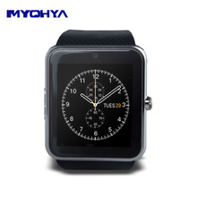 Mi watch smart watch gt 08 sports Smart Watch Cell Phone Fitness Tracker Bluetooth WristWatch with Camera eletronico