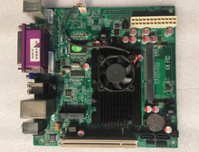 Used,ITX-WD525-2 D3 Atom D525 DDR3 Mini Wireless Motherboard Industrial Control Motherboard,100% tested good