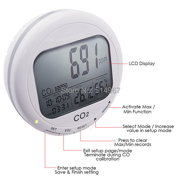 4-gainexpress-gain-express-CO2-meter-CO98-Parts