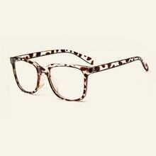 96e7923adb8eb Clássico Grandes óculos de Armação Óculos Da Moda Das Mulheres Dos Homens  Armações de Óculos de Lente Clara Óculos Femininos Mas.