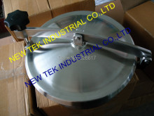 "450mm Heavy Duty Round Manway, 18"" Non-pressure Manhole Cover, Stainless Steel 304 Food Grade Mandoor"