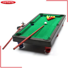 Sports Game Mini Pool Billiards Table Game Baby Toy Kids Table Board Games Ball Gift TOY For Children