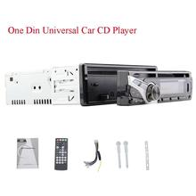 1 Din Car dvd player support FM/MP3/Audio/Charger/USB/SD/AUX/ one din Car Radio singal 1din Detachable Panel