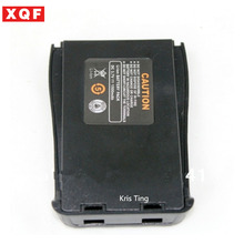 XQF 2016 New Black Original Spare Li-ion Battery 1500mAh DC 3.7V for BaoFeng BF-888S BF-666S BF-777S two way radio