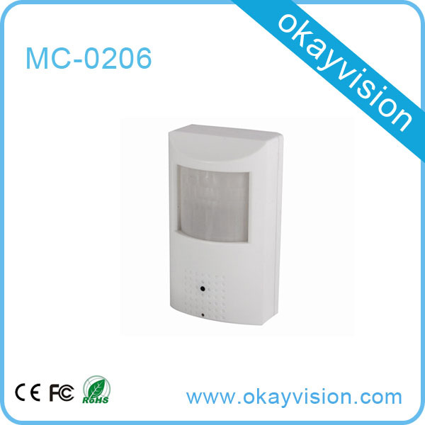 Mini CCTV Camera With 3.7mm Taper Pinhole Lens<br>