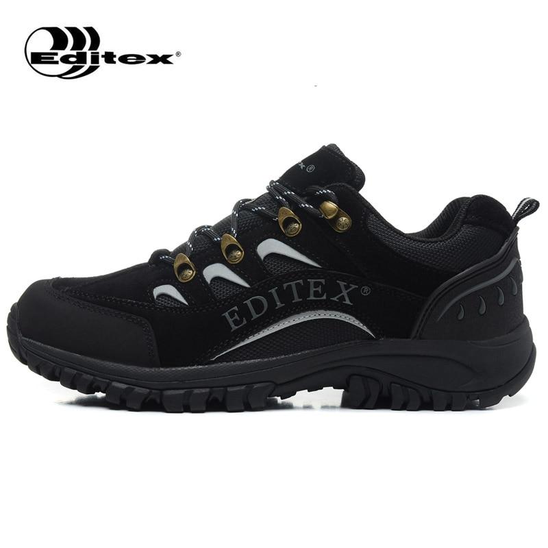 Editex Autumn Winter Men Outdoor Hiking Shoes Breathable Waterproof Climbing Shoes Anti-slip Women Hiking Boots Trekking Shoes<br><br>Aliexpress