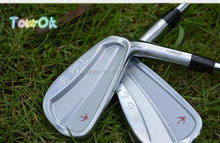 TourOK GOLF George Spirits FI-01 forged   Golf Irons set 4-9P  with ns950 shaft Clubs Golf set Free shipping