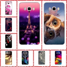 For Samsung Galaxy J5 2016 Case J510F Cover Soft TPU Silicone Fundas For Samsung J5 2016 Case 3D Painting Coque J510 Phone Cases