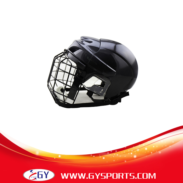 2015 Black Ice Hockey High Level Player Helmet With Face Mask Free Shipping<br><br>Aliexpress