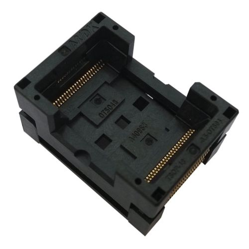 1PCS TSOP48 TSOP 48 Socket For Programmer IC NEW(China (Mainland))
