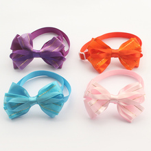 Armi store Handmade  Simple Ribbonn Fashion Dog Tie Dog Bow Ties 6031025 Pet Supplies Wholesale