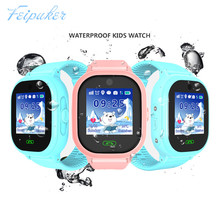 GPS smart watch kids watch Q100+ with camera/facebook SOS Call Location DevicerTracker for Kid Safe Anti-Lost Monitor PK Q80 Q90(China)