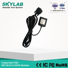 SKYLAB USB Dongle GPS Receiver SKM55 DB9/Micro-fit 3.0/USB connector MedieTek Ultra High Sensitivity Low Power GPS Receiver(China)