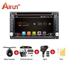 Best sale 2 din Android 6.0Car DVD player GPS+Wifi+Bluetooth+Radio+DDR3+Capacitive Touch Screen+3G+car pc for online shopping