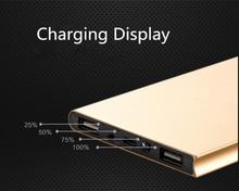 30000mAh Power Bank 50000mAH Quick Charge Dual USB Mobile Portable Charger External Battery for Xiaomi iPhone&More Phone Tablet