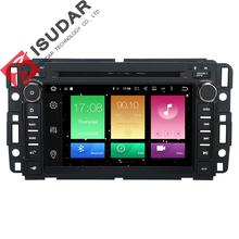 Android 6.0 7 Inch Car DVD Player For GMC/Yukon/Savana/Acadia/Chevrolet/Express/Traverse 2GB RAM 3G/4G Wifi GPS Navigation Radio