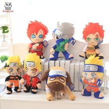 BOLAFYNIA Children Plush Toys Detective Conan Prince Tennis Naruto doll gift Stuffed toy(China)