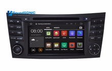 Pure Android 5.1.1 System For Mercedes CLK W209 G-Class W463 G350 G500 Autoradio GPS System Car Stereo System Media Multimedia