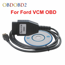 For Ford VCM OBD FOCOM Diagnostic Interface Cable For Ford For Mazda Mini Version Of VCM IDS Scan Tool OBD2 Scanner(China)