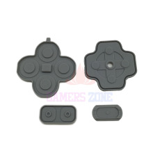 New For NDSI LL XL Conductive Rubber Button Pad Set Replacement Part For DS Lite NDSL DSL