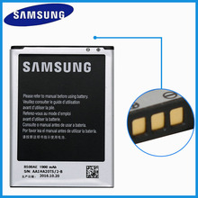 New Original Samsung Battery For Samsung Galaxy S4 Mini i9192 B500AE 3 Pin Capacity 1900mAh Mobile Phone Replacement Batteries