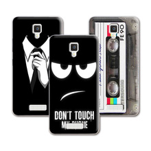 Case Cover For Lenovo A1000 New Arrived Dark For Men's Style Perfect Design Phone Cases For Lenovo A 1000 Coque Funda+ Stylus(China)