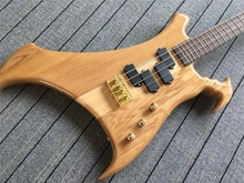 BEST bass guitar 4 strings  warwick bass  model with best workmanship;Through Maple neck ;Ash body ;Golden hardware