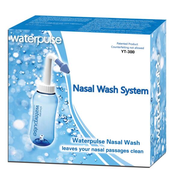 500ml Nasal Irrigator For Nose Wash Cleaner For Adult and Children Baby No Power Needed 6