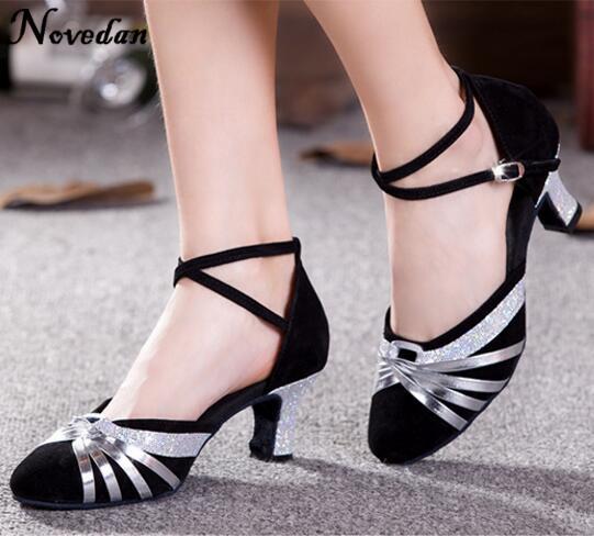 DB24225 closed toe latin salsa dance shoes-5_