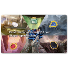 Many Playmat Choices - Custom 01 - MTG Board Game Mat Table Mat for Magical Mouse Mat the Gathering 60 x 35CM(China)