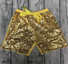 Girls Summer Shorts Cotton High-grade Night Clubbing Club Dance Sequins Shorts Baby Girl Shorts Children's clothing wholesale