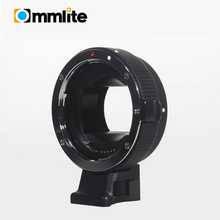BLACK Commlite Auto Focus for EOS-NEX EF-EMOUNT FX for Canon EOS EF-S Lens to for Sony E Mount NEX A7 A7R Full Frame
