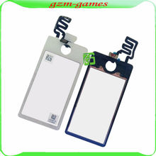 1pcs For Ipod Nano 7 7th 7G Touch Digitizer Screen Panel Repair part Free Shipping