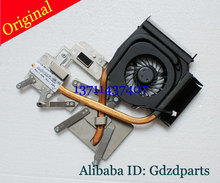 new original cooling heatsink FAN for hp dv6 dv6z dv6-1000 dv6-3000 DV7 dv7z DV7-3000 radiator 532613-001 532614-001 535438-001