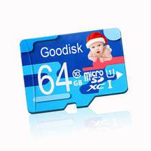 High Speed 64 gb Micro SD card 32 gb memory cards mini sd 4GB/8GB microsd 16GB/32GB/64GB Real capacity whosale 128gb(China)