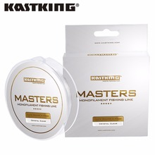 KastKing Brand 2017 300Yds/274M Masters Premium Monofilament Line 0.18-0.48mm Nylon Fishing Line New 4-30LB Mono Nylon Line