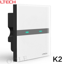 K2;LED Touch Panel Controller;100-240VAC 50/60Hz input;Max Load Power:200W*2CH(China)