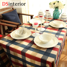 DSinterior Edinburgh Cotton linen lace table cloth cushion cover custom made