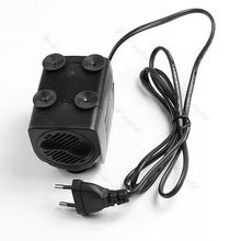 EU Plug 220V 20W 1000L/H Submersible Fountain Air Fish Tank Aquarium Water Pump(China)